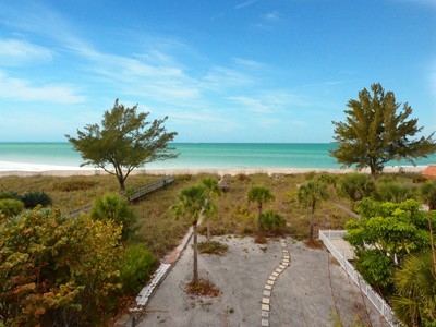 獨棟家庭住宅 for sales at CASEY KEY 412 S Casey Key Rd Nokomis, 佛羅里達州 34275 美國