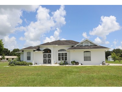 Single Family Home for sales at VENICE ACRES 2805  Norwood Ln Venice, Florida 34292 United States