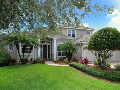 Einfamilienhaus for sales at SILVER OAK 8965  Wildlife Loop Sarasota, Florida 34238 Vereinigte Staaten