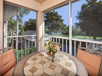 Condo / Townhome / Villa for rentals at 5637 Turtle Bay Dr 24  Naples, Florida 34108 United States