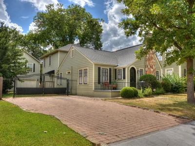 独户住宅 for sales at 1505 W 29th St, Austin  Austin, 得克萨斯州 78703 美国