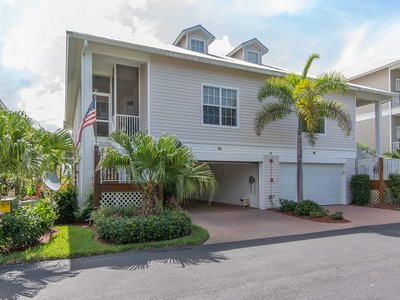 Townhouse for sales at GOODLAND - CALUSA ISLAND VILLAGE 318  Angler Dr 401 Goodland, Florida 34140 United States