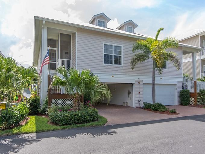 Townhouse for sales at GOODLAND - CALUSA ISLAND VILLAGE 318  Angler Dr 401 Goodland, Florida 34140 United States