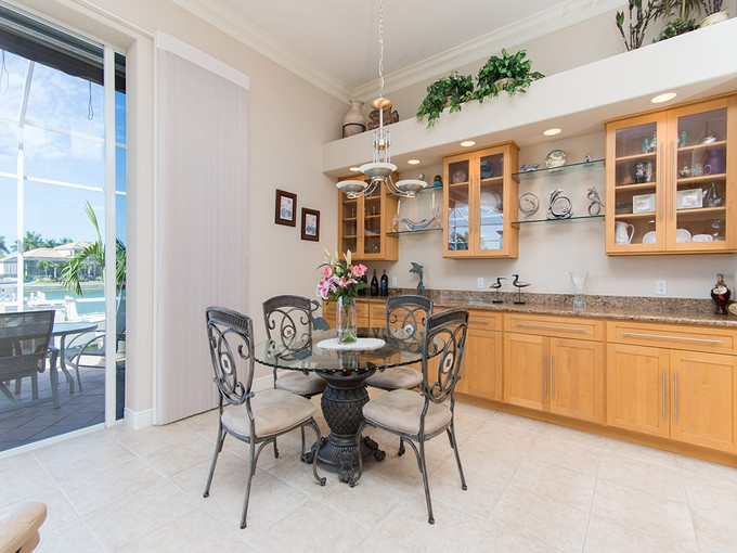 Single Family Home for sales at HEATHWOOD - MARCO ISLAND 440 S Heathwood Dr   Marco Island, Florida 34145 United States