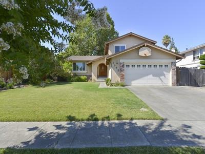 Maison unifamiliale for sales at 3945 Montrose St, Napa, CA 94558 3945  Montrose St Napa, Californie 94558 États-Unis