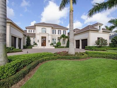 Tek Ailelik Ev for sales at GREY OAKS - ESTUARY AT GREY OAKS 1235  Gordon River Trl  Estuary At Grey Oaks, Naples, Florida 34105 Amerika Birleşik Devletleri