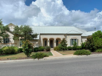 Single Family Home for sales at Gorgeous One-Story Custom Home in The Pinnacle 19719 Folonari San Antonio, Texas 78258 United States