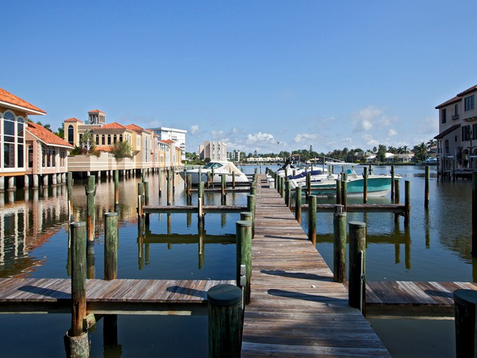 Other Residential for sales at VENETIAN BAY YACHT CLUB 4190  Gulf Shore Blvd  N Naples, Florida 34103 United States