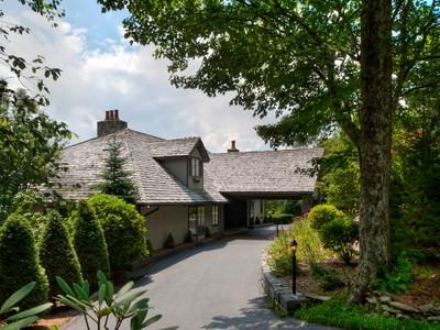 独户住宅 for sales at LINVILLE RIDGE 300  Ridge Drive Linville, 北卡罗来纳州 28646 美国