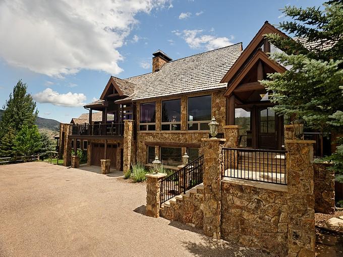 단독 가정 주택 for sales at Lazy O Ranch  Snowmass, 콜로라도 81654 미국