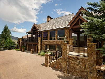 Single Family Home for  at Lazy O Ranch  Snowmass, Colorado 81654 United States