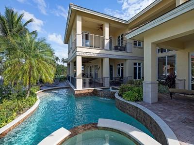 独户住宅 for sales at ROYAL HARBOR 1550  Mullet Ln Naples, 佛罗里达州 34102 美国