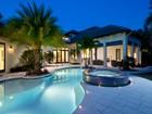 Maison unifamiliale for  sales at PARK SHORE 4010  Old Trail Way   Naples, Florida 34103 États-Unis
