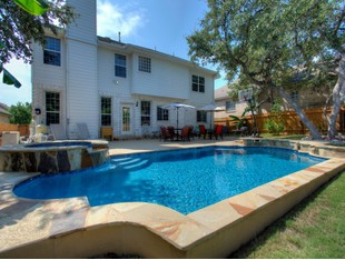 Single Family Home for sales at Remarkable Home in Rogers Ranch 2515 Slickrock Way San Antonio, Texas 78258 United States