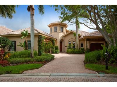Casa para uma família for sales at FIDDLER'S CREEK - MAJORCA 8612  Majorca Ln  Naples, Florida 34114 Estados Unidos