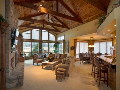 独户住宅 for sales at LINVILLE RIDGE 407  Crest Trail 4 Linville, 北卡罗来纳州 28646 美国