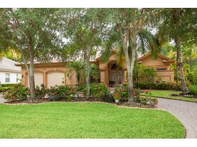 Nhà ở một gia đình for sales at FIDDLER'S CREEK - MULBERRY ROW 7677  Mulberry Ln Naples, Florida 34114 Hoa Kỳ
