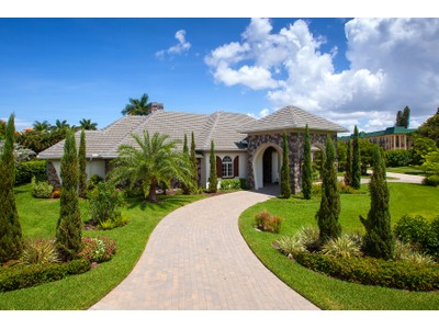 Single Family Home for sales at THE MOORINGS 725  Ketch Dr Naples, Florida 34103 United States