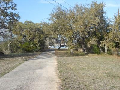 土地,用地 for sales at Lake Travis Waterfront Lot 16308 E. Lake Shore Dr Austin, 得克萨斯州 78734 美国