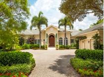 Vivienda unifamiliar for sales at GREY OAKS - BANYAN ISLAND 1629  Chinaberry Way   Naples, Florida 34105 Estados Unidos