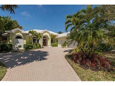 Single Family Home for sales at KENSINGTON 2633  Finchley Ln Naples, Florida 34105 United States