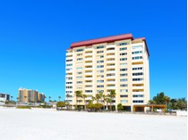 共管式独立产权公寓 for sales at LIDO REGENCY 1700  Ben Franklin Dr 10C   Sarasota, 佛罗里达州 34236 美国