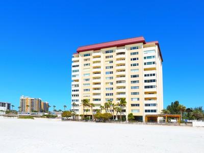 Condominium for sales at LIDO REGENCY 1700  Ben Franklin Dr 10C Sarasota, Florida 34236 United States