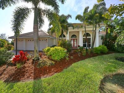 Einfamilienhaus for sales at HAMMOCKS 7992  Megan Hammock Way Sarasota, Florida 34240 Vereinigte Staaten