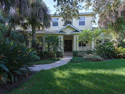 Single Family Home for sales at PINE RIDGE 585  Ridge Dr Naples, Florida 34108 United States
