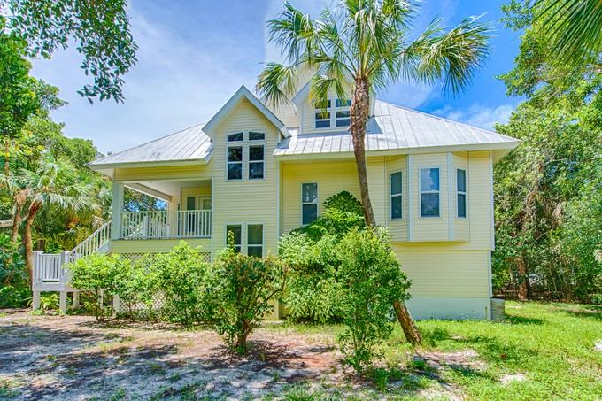 Single Family Home for sales at SANIBEL 2543  Tropical Way Ct Sanibel, Florida 33957 United States