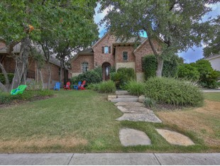 Single Family Home for sales at Striking Gem in Stonewall Ranch 117 Yaupon Trl San Antonio, Texas 78256 United States