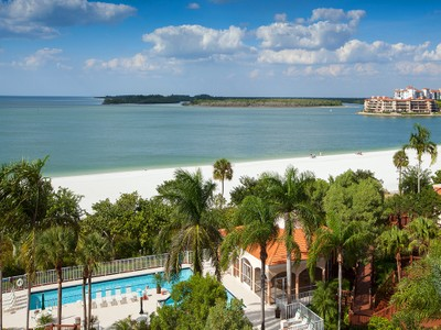Condominium for sales at HIDEAWAY BEACH - ROYAL MARCO POINT 2000  Royal Marco Way 610 Marco Island, Florida 34145 United States