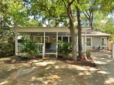 独户住宅 for sales at 3212 Stevenson, Austin  Austin, 得克萨斯州 78703 美国