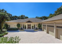 Single Family Home for sales at ORCHID TRACE 6590  Wild Orchid Ln   Sarasota, Florida 34241 United States