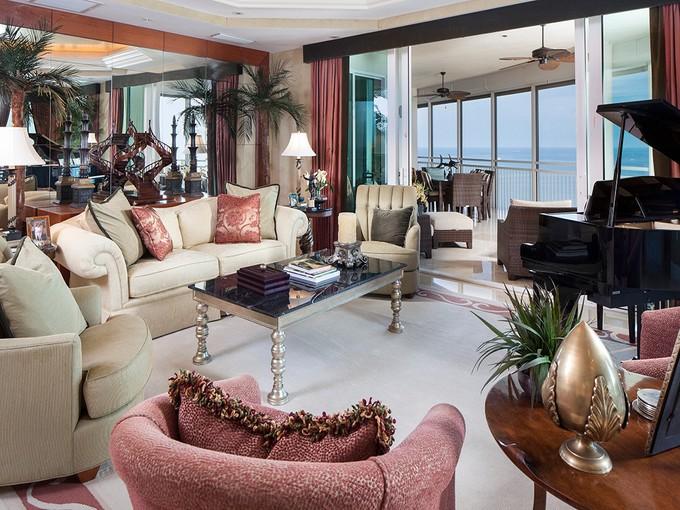 Condominium for sales at PARK SHORE - PROVENCE 4151  Gulf Shore Blvd  N PH-2 Naples, Florida 34103 United States