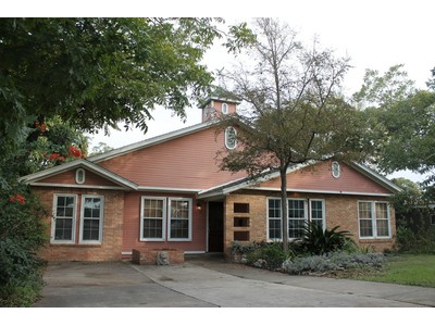 Single Family Home for sales at Charming Home in Alamo Heights 327 Oakleaf Dr San Antonio, Texas 78209 United States