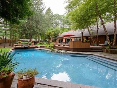 Nhà ở một gia đình for sales at Farm Ranch 17 Shadow Ln Woodbury, New York 11797 Hoa Kỳ