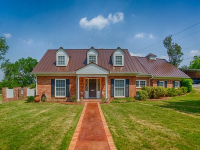 Single Family Home for sales at Classic Home with Restored Charm 226 Lakeridge Dr San Antonio, Texas 78229 United States