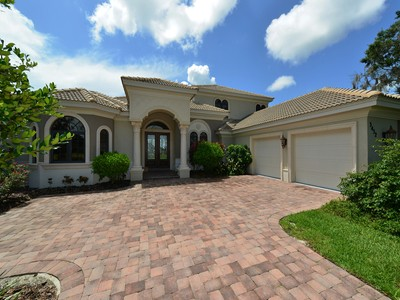 Single Family Home for sales at FOUNDERS CLUB 3432  Founders Club Dr Sarasota, Florida 34240 United States