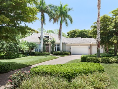 Single Family Home for sales at PELICAN MARSH - ARBORS 1337  Little Blue Heron Ct Naples, Florida 34108 United States