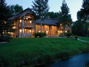Additional photo for property listing at The River House 5775 N. Prince Place North Jackson Hole, Wyoming 83001 Estados Unidos