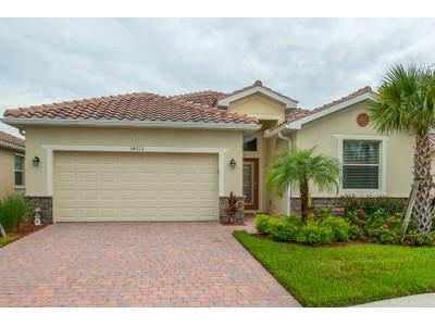 Maison unifamiliale for sales at REFLECTION LAKES 14713  Cranberry Ct  Naples, Florida 34114 États-Unis