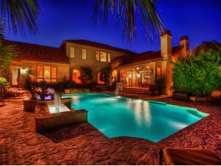 Single Family Home for sales at Resort-Like Setting in Huntington Estates 206 Winding Ln San Antonio, Texas 78231 United States