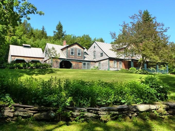 独户住宅 for sales at Craven Farm 1700-1702 Lakota Road Barnard, Vermont 05071 United States
