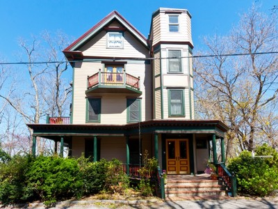 Single Family Home for sales at Victorian 90 7th Ave Sea Cliff, New York 11579 United States
