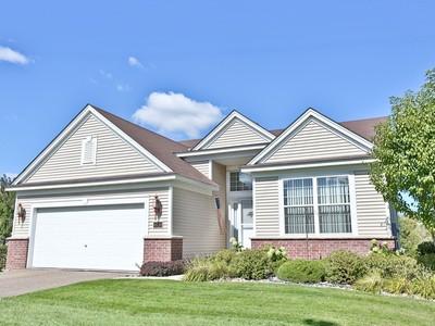 Maison de Ville for sales at 6930 Newbury Rd , Woodbury, MN 55125 6930  Newbury Rd  Woodbury, Minnesota 55125 États-Unis