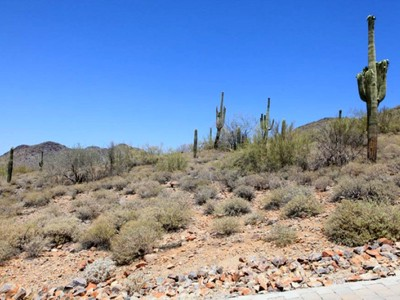 Terrain for sales at 1.6 Acre Custom View Lot in Estancia 9801 E Dynamite Blvd #263 Scottsdale, Arizona 85262 États-Unis