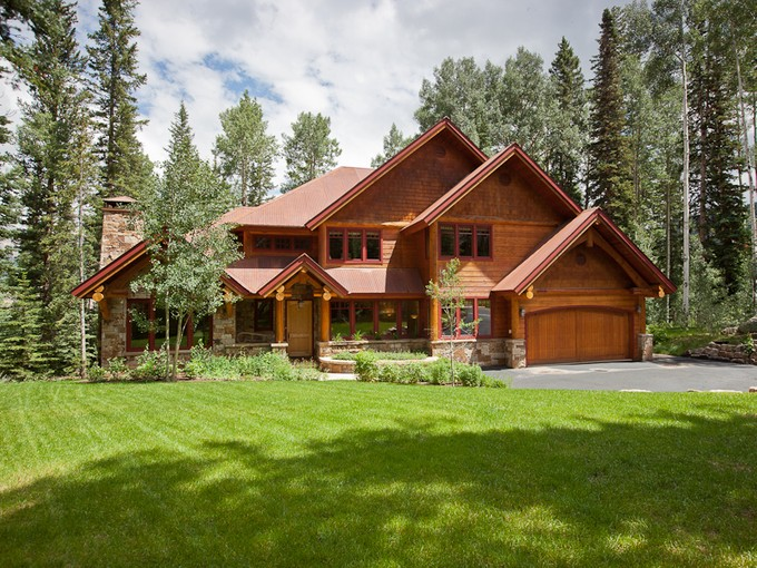 獨棟家庭住宅 for sales at 120 High Country Road 120 High Country Road Mountain Village Telluride, 科羅拉多州 81435 美國