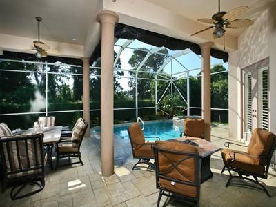 Casa para uma família for sales at MARCO ISLAND - BAYPORT 1389  Bayport Ave Marco Island, Florida 34145 Estados Unidos