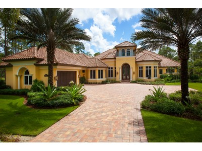 Single Family Home for sales at NAPLES - NAPLES CLUB ESTATES 4429  Club Estates Dr  Naples, Florida 34112 United States